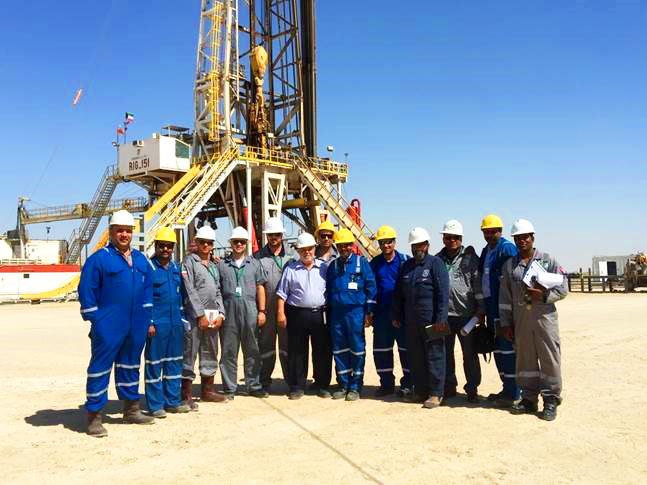 Burgan Drilling